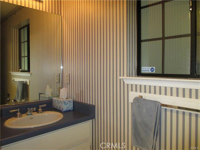 Half Bathroom on main floor