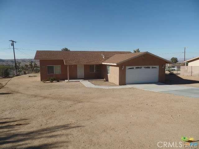 60442 Pueblo Trail, Joshua Tree, CA 92252