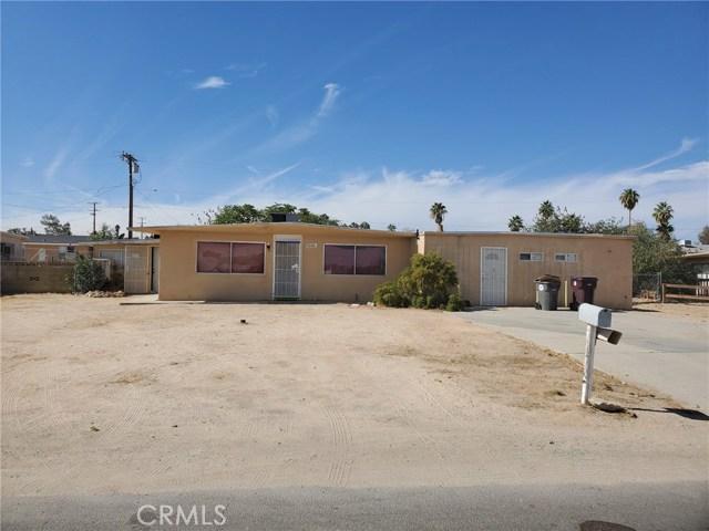 5868 Wainwright Av, 29 Palms, CA 92277 Photo