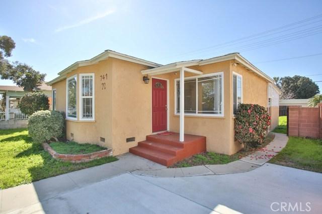 741 Sabina St, Anaheim, CA 92805