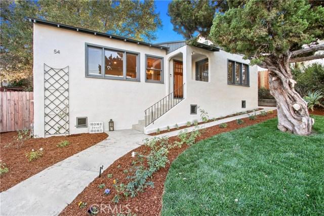 54 W Glenarm Street, Pasadena, CA 91105