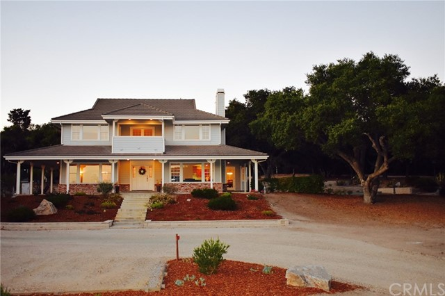 1625  Noyes Road, Arroyo Grande, California