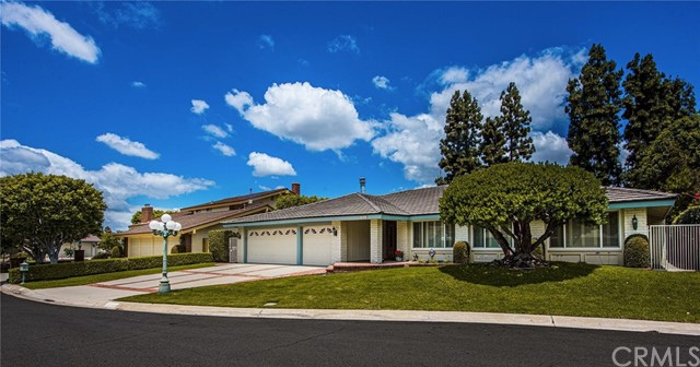 18111  Gloria Circle, Villa Park, California