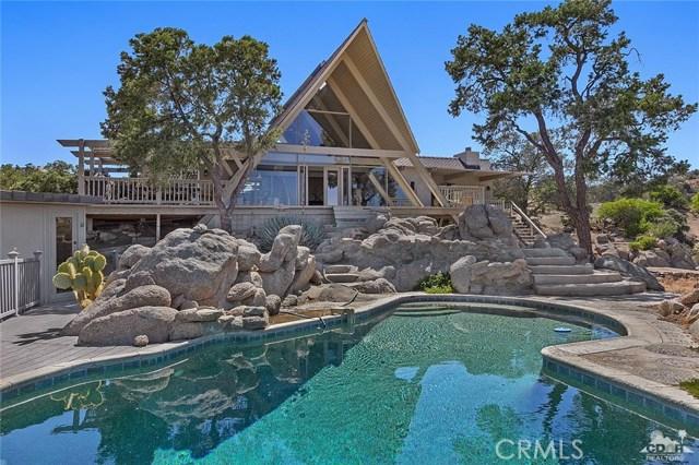 60405 Scenic Drive, Mountain Center, CA 92561