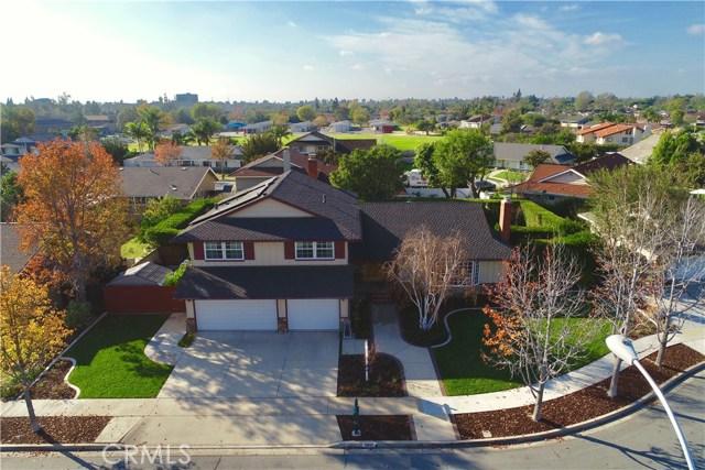 13821 Allthorn Drive, North Tustin, CA 92705