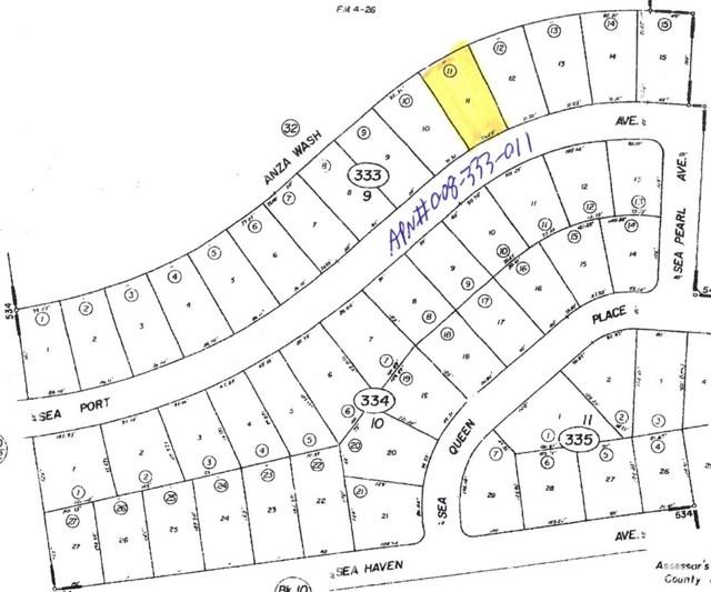 2617 Sea Port Avenue, Salton City, CA 92275