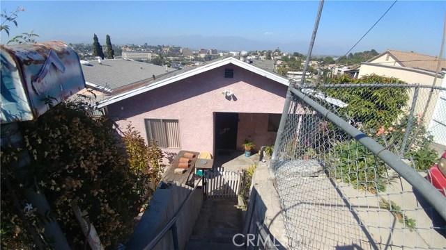4317 Milburn Drive, Los Angeles, CA 90063