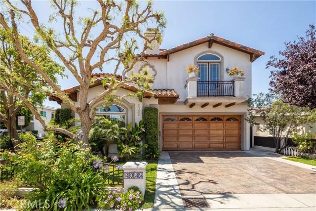 2022 Voorhees Avenue, Redondo Beach, CA 90278