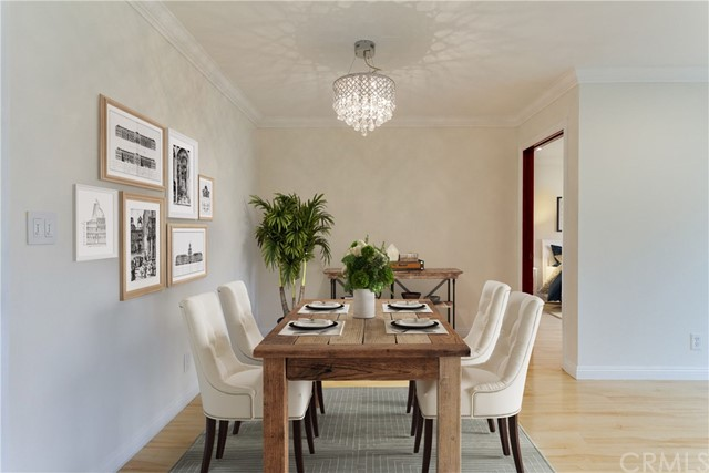 Virtually Staged - Dining Area