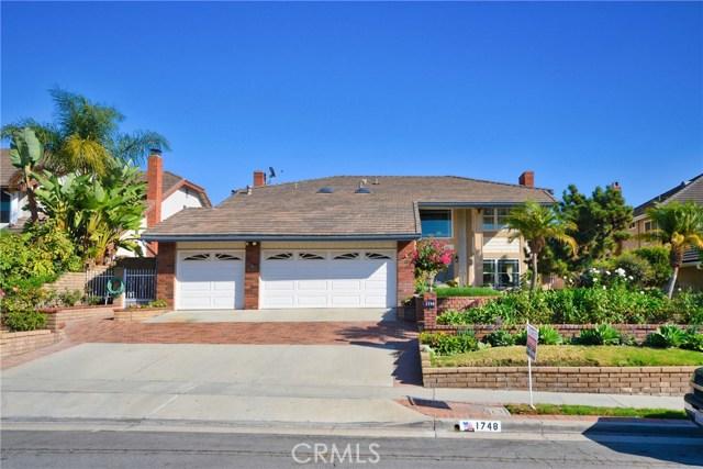 1748 Redwillow Road, Fullerton, CA 92833
