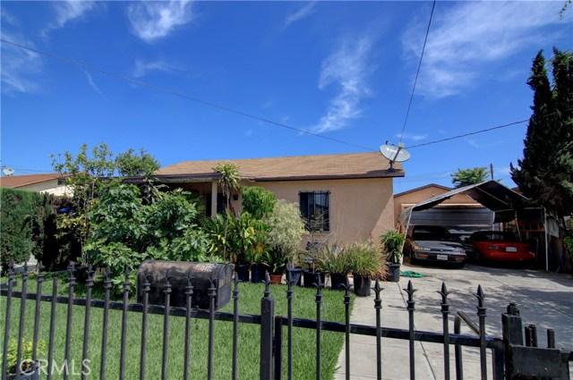 2500 Tyler Avenue, El Monte, CA 91733