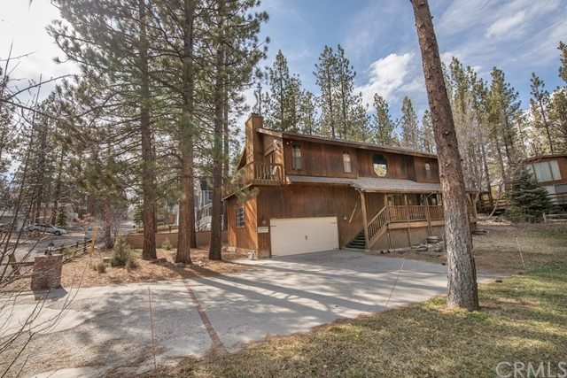 1201 Redwood Drive, Big Bear, CA 92314