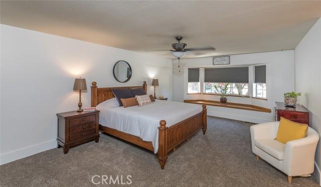 Main level master bedroom.