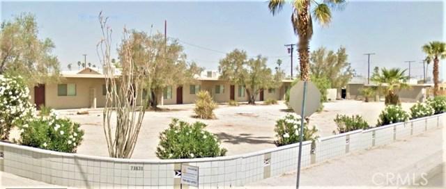 73636 Cactus Drive, 29 Palms, CA 92277