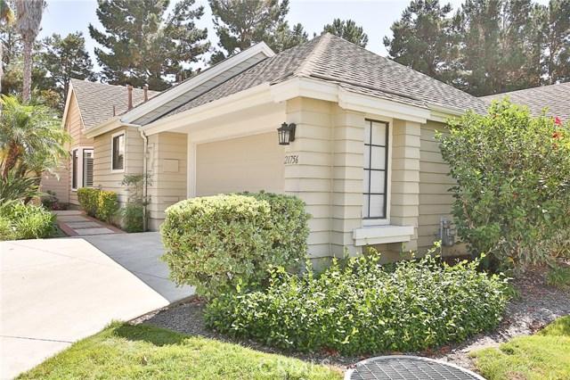 21756 Alderbrook, Mission Viejo, CA 92692