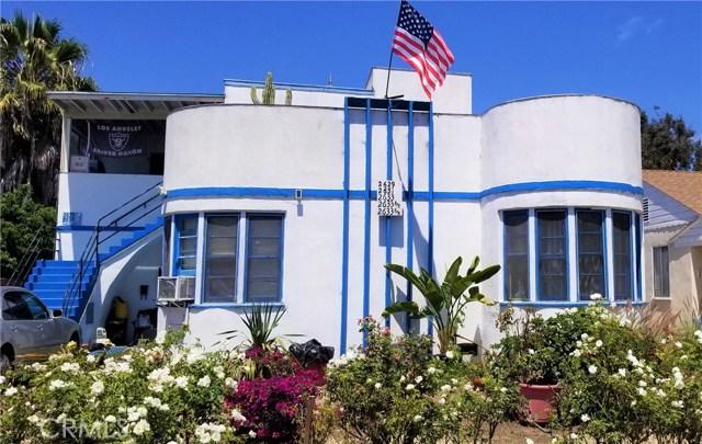 2629 S Garth Avenue, Los Angeles, CA 90034