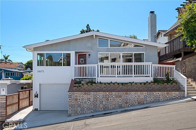 34071 El Contento Drive, Dana Point, CA 92629