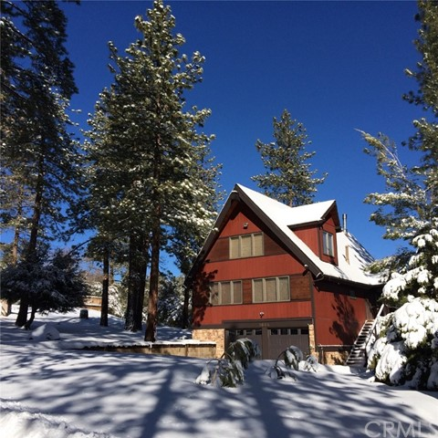 1604 Blackbird Road, Wrightwood, CA 92397