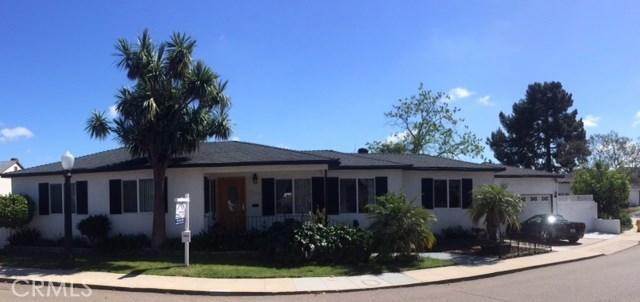 4379 Alder Drive, San Diego, CA 92116