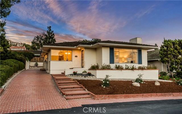 1640 Via Machado, Palos Verdes Estates, CA 90274