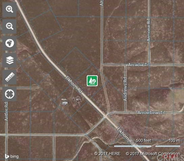 0 Elkhorn Road, Santa Margarita, CA 93453