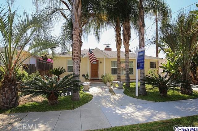 611 S Griffith Park Drive, Burbank, CA 91506