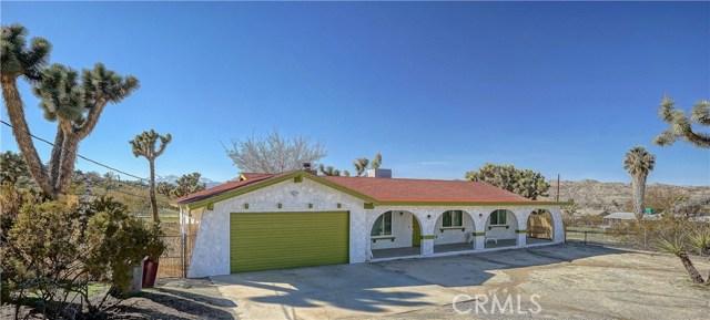 7728 Victor Vista Avenue, Yucca Valley, CA 92284