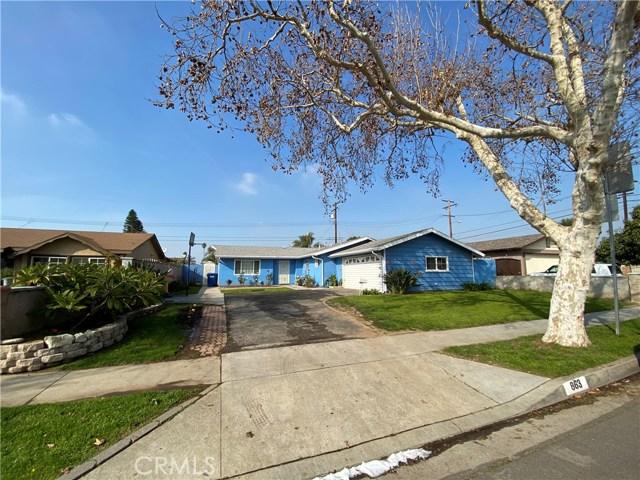 863 N California Avenue, La Puente, CA 91744