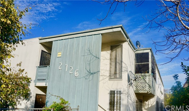 2726 Alsace Avenue, Los Angeles, CA 90016