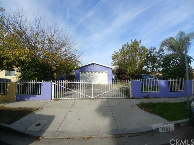 641 E 119th Street, Los Angeles, CA 90059