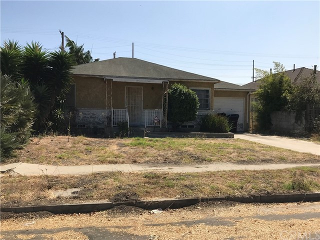 """Diamond in the rough.  Bring your architect and designer, handyman and contractor.  This one needs a lot of everything.  3 BR / 2 BA with 1,506 square feet of living space on a 50 x 113 foot lot.  Single car attached garage.  Probate Sale with IAEA full authorty.  No termite report or repair.  No home warranty.  No offsets or credits for any physical inspection related repairs.  Strictly """"As Is"""".  Sale is subject to beneficiary approval of a Notice of Proposed Action (15 days after acceptance).  Owner passed from natural causes.  Hurry - this one will not last long.  Acceptance will be subject to the cancellation of existing escrow #046687-DH with Hermosa Escrow Co."""