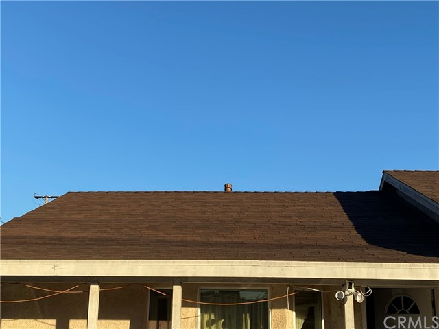 Roof in great condition