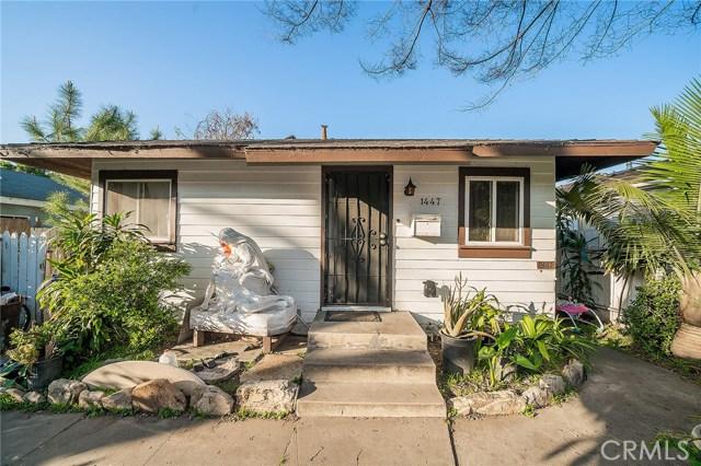 1447 E Eleanor Street, Long Beach, CA 90805