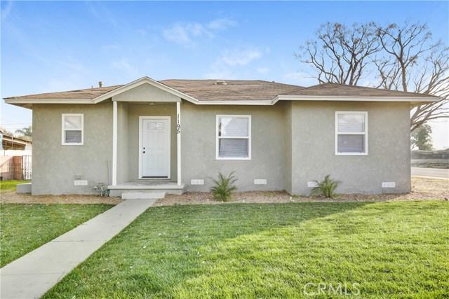 1195 Oak Street, San Bernardino, CA 92410