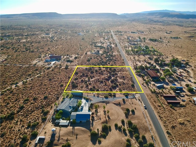 50858 Burns Canyon Road, Pioneertown, CA 92268