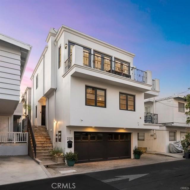 2211 Vista Drive, Manhattan Beach, California 90266, 3 Bedrooms Bedrooms, ,3 BathroomsBathrooms,For Sale,Vista,SB21023146