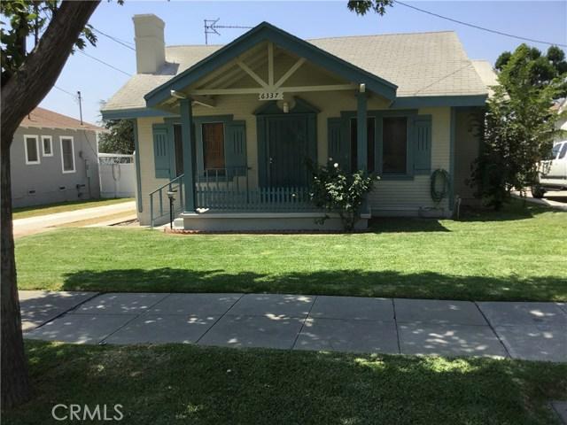 6337 Gregory Avenue, Whittier, CA 90601