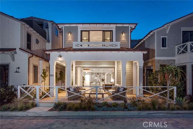 503 L Street | Balboa Peninsula Point (BLPP) | Newport Beach CA