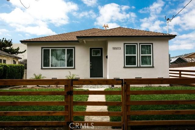 15503 S Ainsworth Street, Gardena, CA 90247