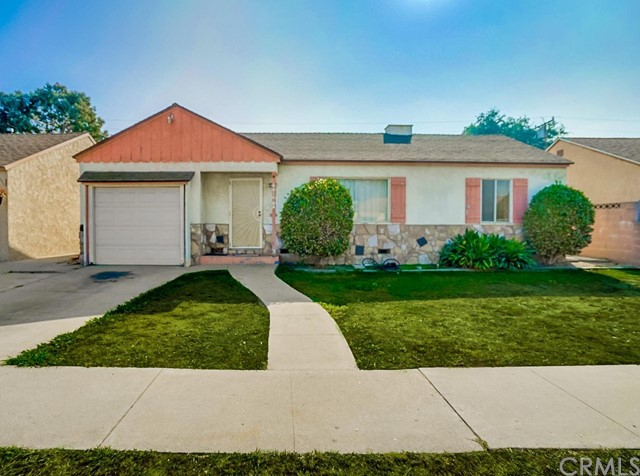 2702 218th Place, Carson, California 90810, 2 Bedrooms Bedrooms, ,1 BathroomBathrooms,Single family residence,For Sale,218th,PW19263626