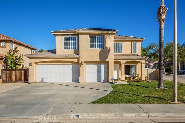 989 Cottonwood Drive, Calimesa, CA 92320
