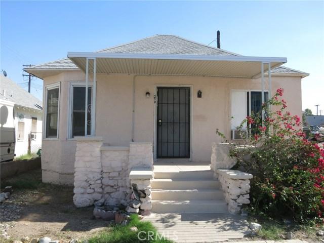219 G Street, Needles, CA 92363