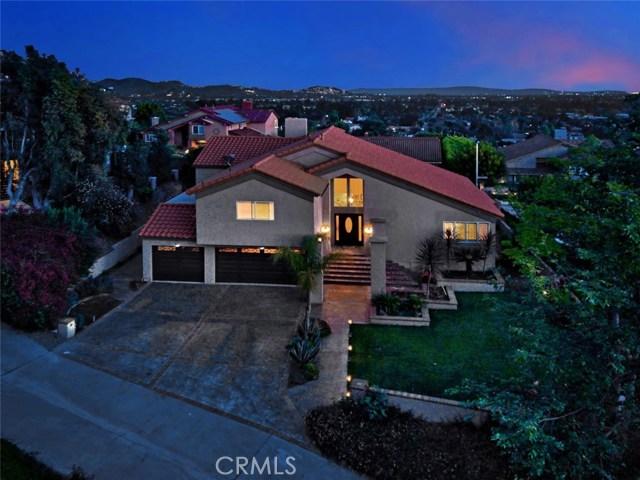 3731 E Westridge Drive, Orange, CA 92867