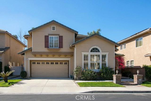 21 Rolling Ridge, Rancho Santa Margarita, CA 92688