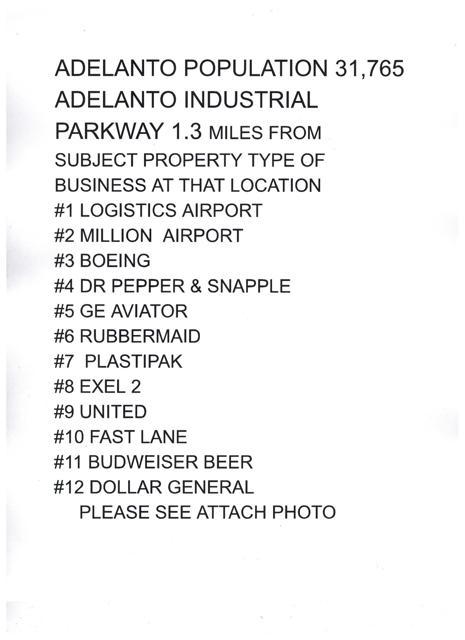 0 Lawson Avenue, Adelanto, CA 92301