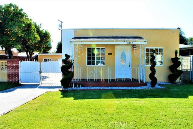 Photo of 11163 Elm Street, Lynwood, CA 90262