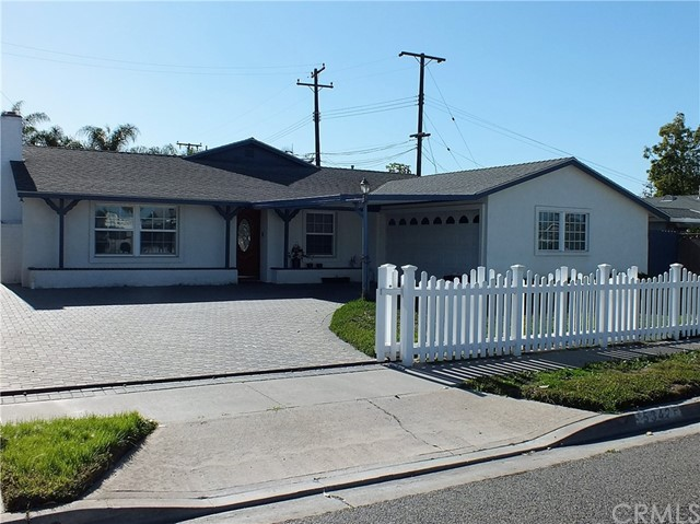 5342 Vanguard Avenue, Garden Grove, CA 92845