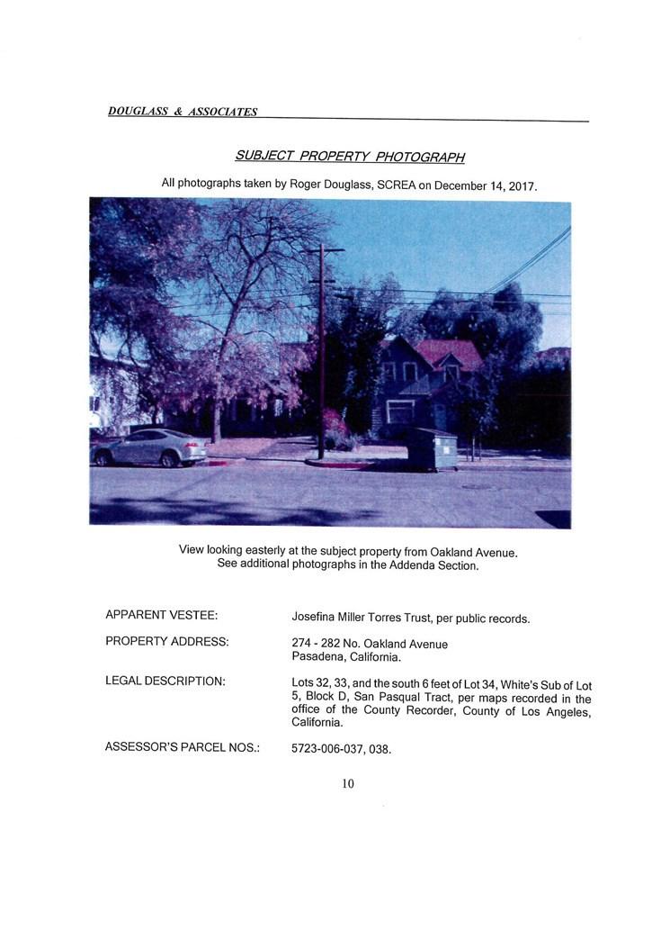 Photo of 274 N Oakland Avenue, Pasadena, CA 91101