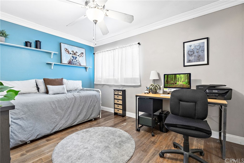 3rd Bedroom and/or Office