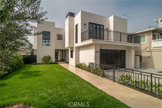 307 Anderson Street, Manhattan Beach, California 90266, 5 Bedrooms Bedrooms, ,4 BathroomsBathrooms,For Sale,Anderson,SB20227043
